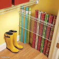 wrap n roll christmas light storage christmas storage tricks you should know family handyman