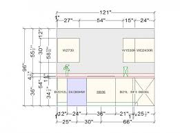 kitchen cabinet heights diagram border county kitchens kitchen