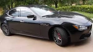 maserati brown real world car review 2015 maserati ghibli s q4 part 1 youtube