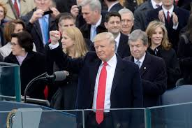 slideshow the 45th president of the united states donald j