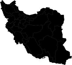 map iran free iran vector svg map or make it interactive and