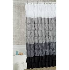 Gorgeous Shower Curtain by Decorating Appealing Pink Curtain And Beautiful Grey Nursery Baby