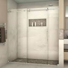 Glass Shower Doors Cost Frameless Shower Door Installation Cost Adca22 Org