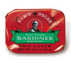 King Oscar Sardines Mediterranean Style - king oscar ratings u0026 reviews goodguide