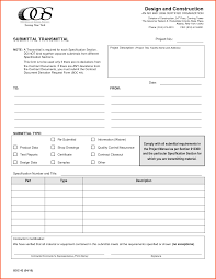 Submittal Cover Sheet Template 8 Transmittal Template Survey Template Words