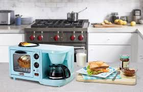 elite cuisine elite cuisine 3 in 1 multifunction breakfast center best offer reviews