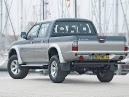 mitsubishi truck 2004 характеристики автомобиля пикап 4 дв mitsubishi l200 2004 2006г