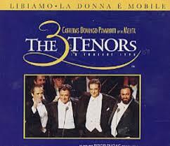 the three tenors the 3 tenors in concert 1994 uk cd single cd5