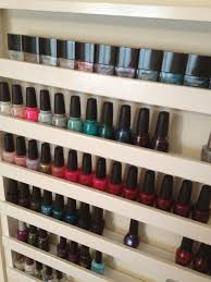 how to build your own nail polish rack product hag