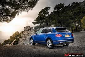suv bentley 2017 price 2017 bentley bentayga diesel review gtspirit