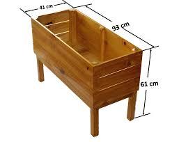 planters standard planter box dimensions build wooden step