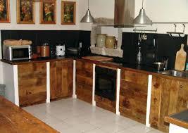 meuble de cuisine brut à peindre cuisine bois brut porte de cuisine en bois brut cuisine bois brut