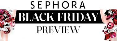 aveda black friday sephora black friday sale preview and deals