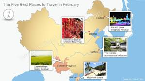 the 5 best places to travel in february where to travel to china in