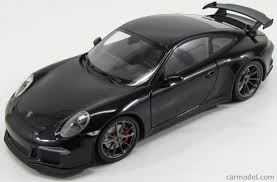 black porsche gt3 minichamps 110062724 scale 1 18 porsche 911 991 gt3 rs coupe