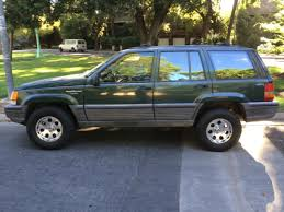 1993 jeep for sale 1993 jeep grand laredo 5 speed manual 4 0l one of 1600
