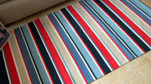 Blue Striped Area Rugs Blue And White Striped Area Rugs Home Design Ideas Within Rug