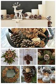 15 beautiful pine cone crafts for a rustic