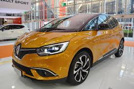 renault scenic 2017 automatic renault scenic 2016 bologna motor show live