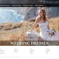 wedding dress sub indo wedding dresses templates templatemonster