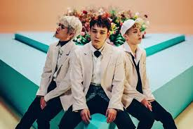 exo quiz boyfriend exo cbx ask to be your boyfriend in blooming day mv the latest