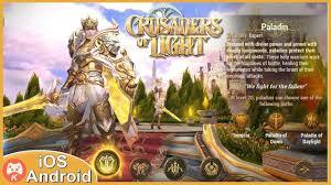 crusaders of light mmorpg crusaders of light paladin gameplay steam mmorpg kgameplay pinterest