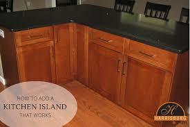 how is a kitchen island kitchen island design tips