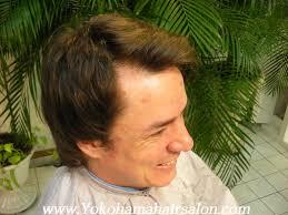 short hair cut english speaking hair stylist haircuts perm