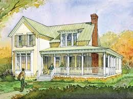 southern living house plans with porches farmhouse floor plans southern living