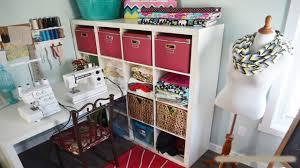 Diy Bedroom Storage Diy Sewing Room Storage Ideas Youtube