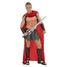 Achilles Halloween Costume Greek Warrior Costume Ebay