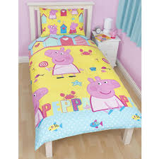 peppa pig duvet and curtain set centerfordemocracy org