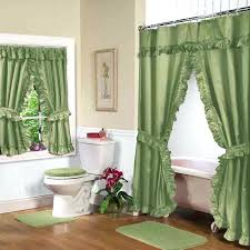 ideas for bathroom curtains bathroom designs 30 best shower curtains matching window treatments