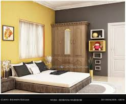 bedroom interior design in kerala design bedroom kerala style home