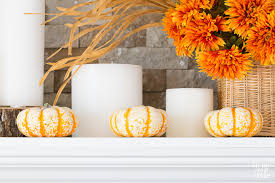 fabulous fall home tours in my own style