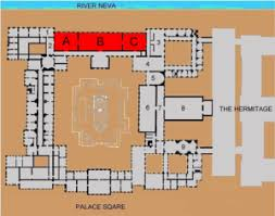 Buckingham Palace Floor Plan Neva Enfilade Of The Winter Palace Wikipedia