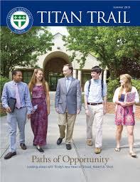 lexus scholarship richmond va titan trail summer 2015 by trinity episcopal issuu