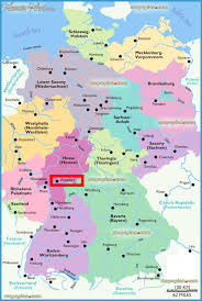 map of regions of germany frankfurt map tourist attractions travelsfinders