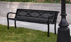 park benches central park benches barco products