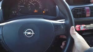 opel corsa 2004 sedan opel corsa cruise kontrol hız sabitleme youtube