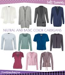 neutral colors clothing wardrobe essentials cardigans for soft women 30 something urban girl