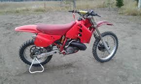 honda cr 250 cm 1988 varkaus motorcycle nettimoto