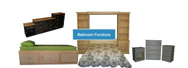 Bookcase Shop Unfinished Furniture Bookcases Office Bedroom By Durham