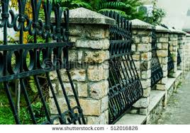 free photos fence wrought iron fence forging and wrought