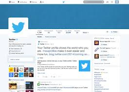 layout of twitter page new twitter layout what you need to know punch
