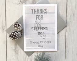 step fathers day gifts s day card step card step card
