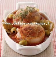 cuisiner des paupiettes de veau au four paupiettes de veau aux olives recettes de cuisine française
