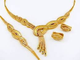 golden necklace designs images Necklace of gold a greatest jewelry jpg
