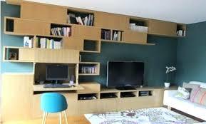 bibliothèque avec bureau intégré bibliothaque avec bureau integre d co meuble bibliotheque avec
