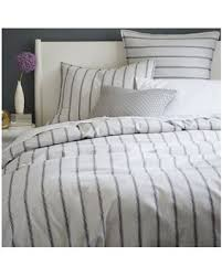 don u0027t miss this deal west elm flannel stripe king sham graphite
